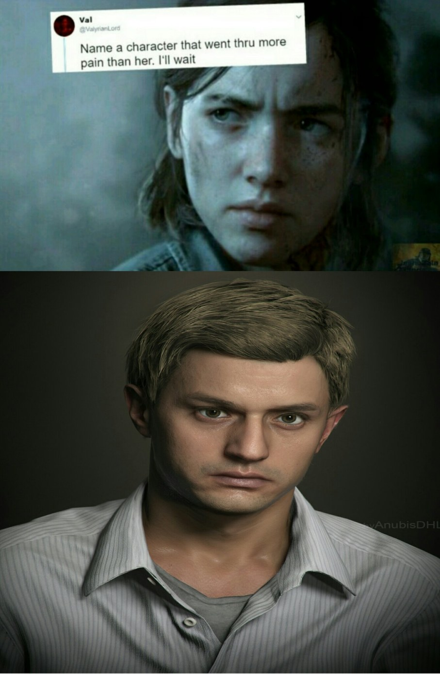 Ethan winters :son: - meme