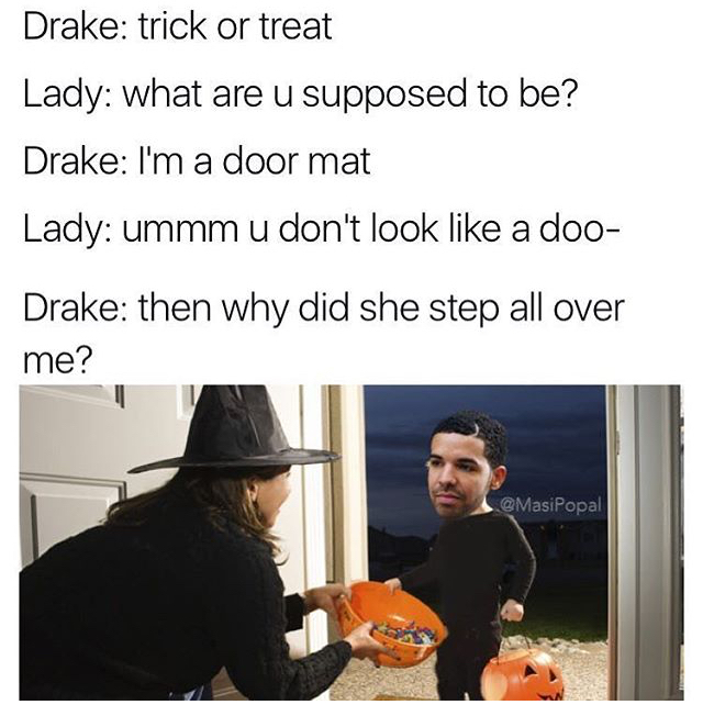 Youngdrake - meme
