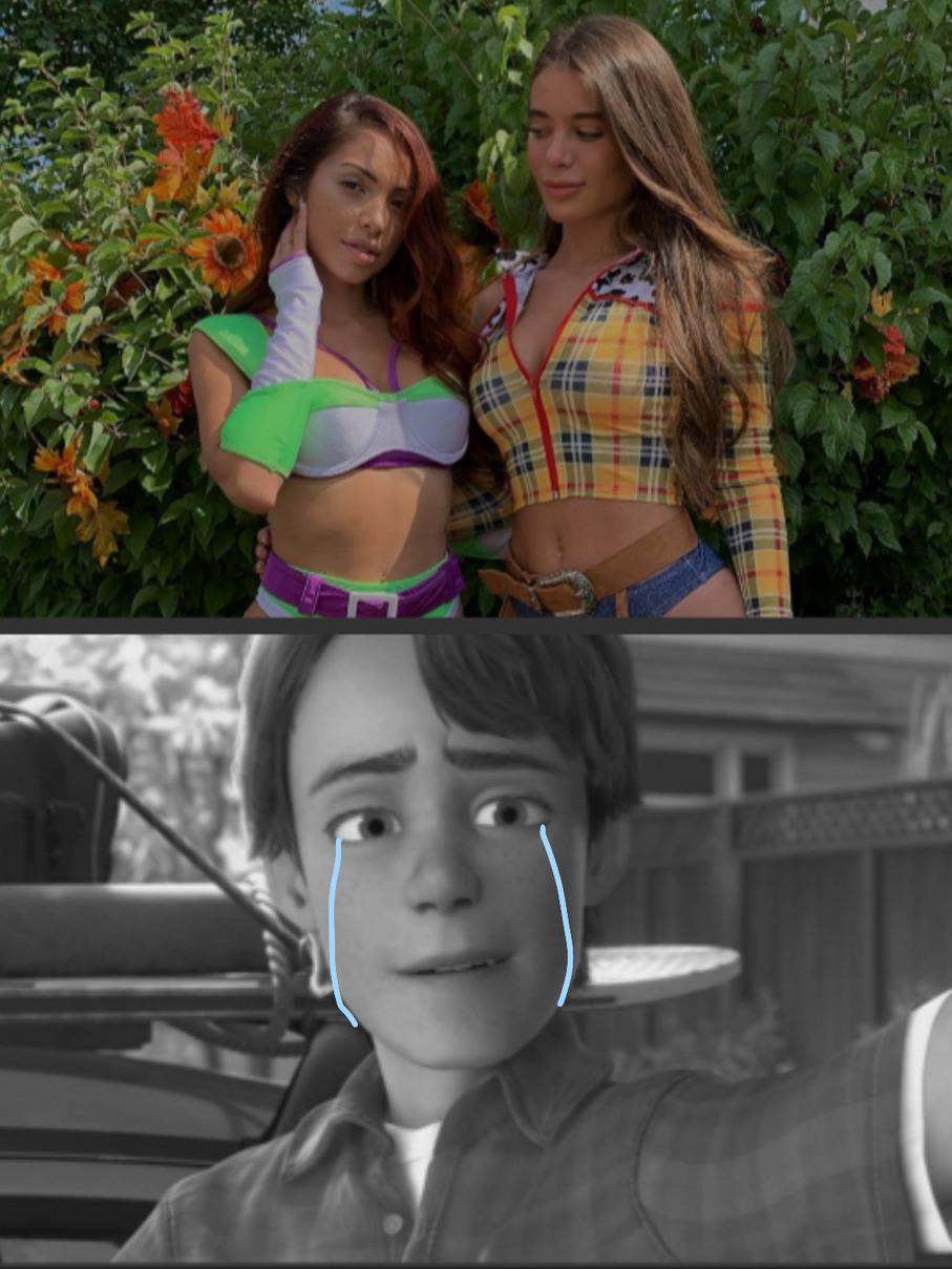 El momento más duro de Toy Story - meme