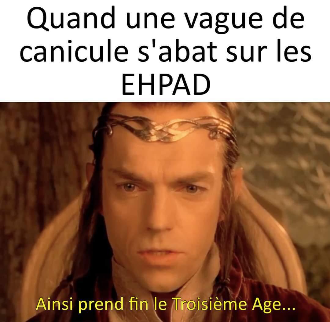 Troisième âge - meme