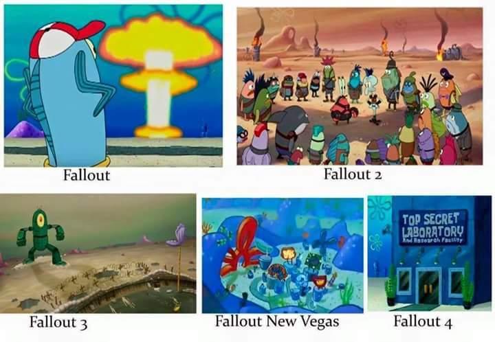 I need Fallout 4 - meme