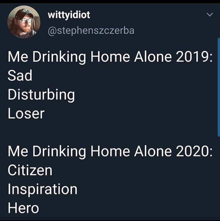 We all deserve us - meme