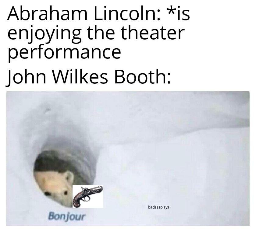 One shot one kill - meme