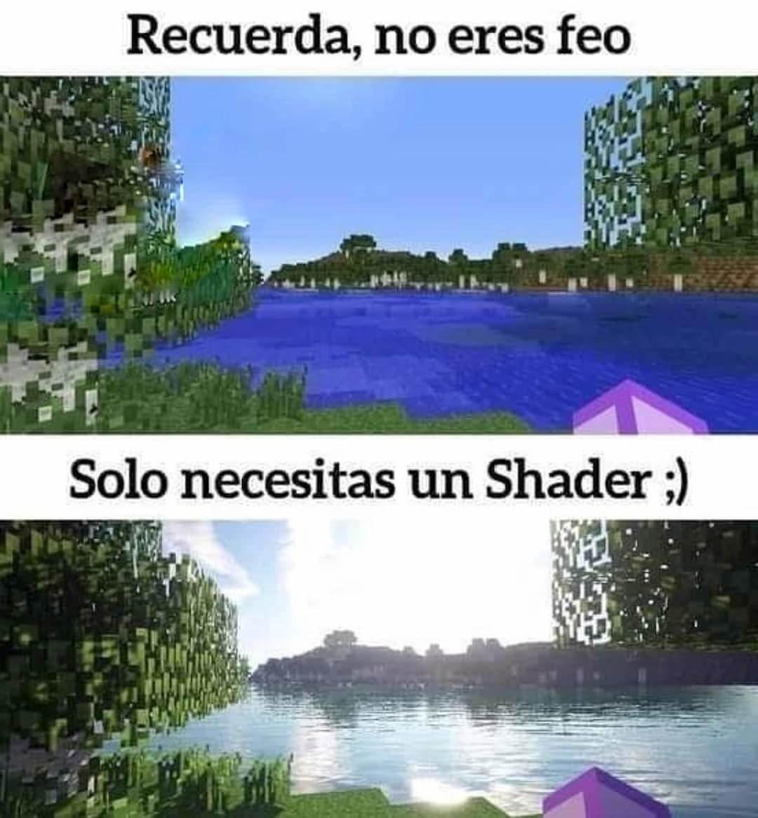 Shader - meme