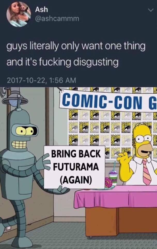 Fucking disgusting - meme