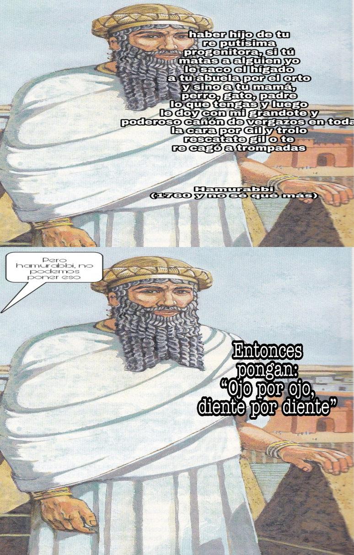 AliElMásCapo - meme