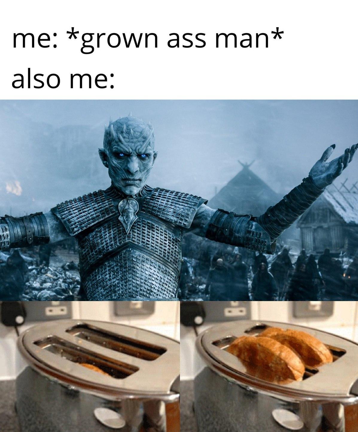 Rise ye toasts - meme