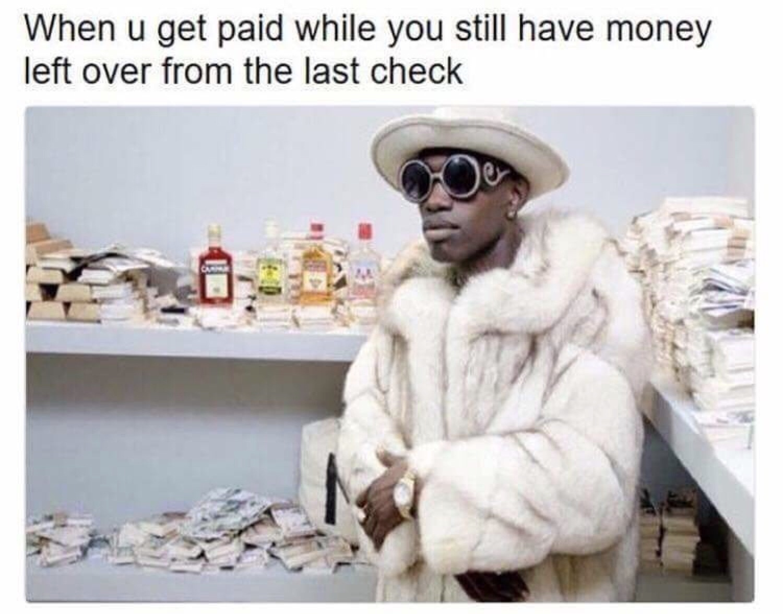 Mr. Rich - meme