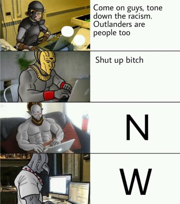 Le n'wah - meme