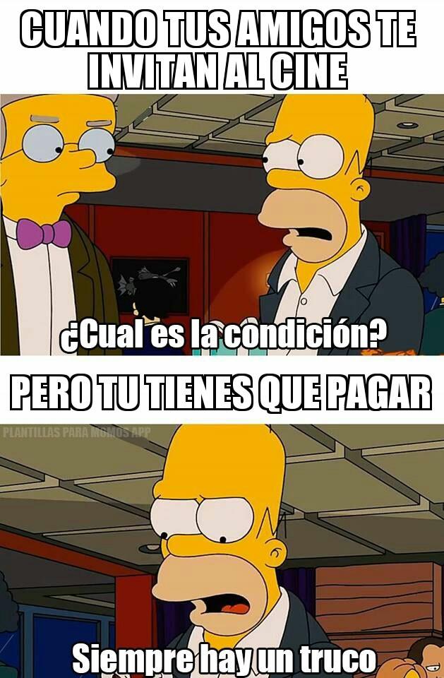 "Malos ""Amigos"" >:( - meme"