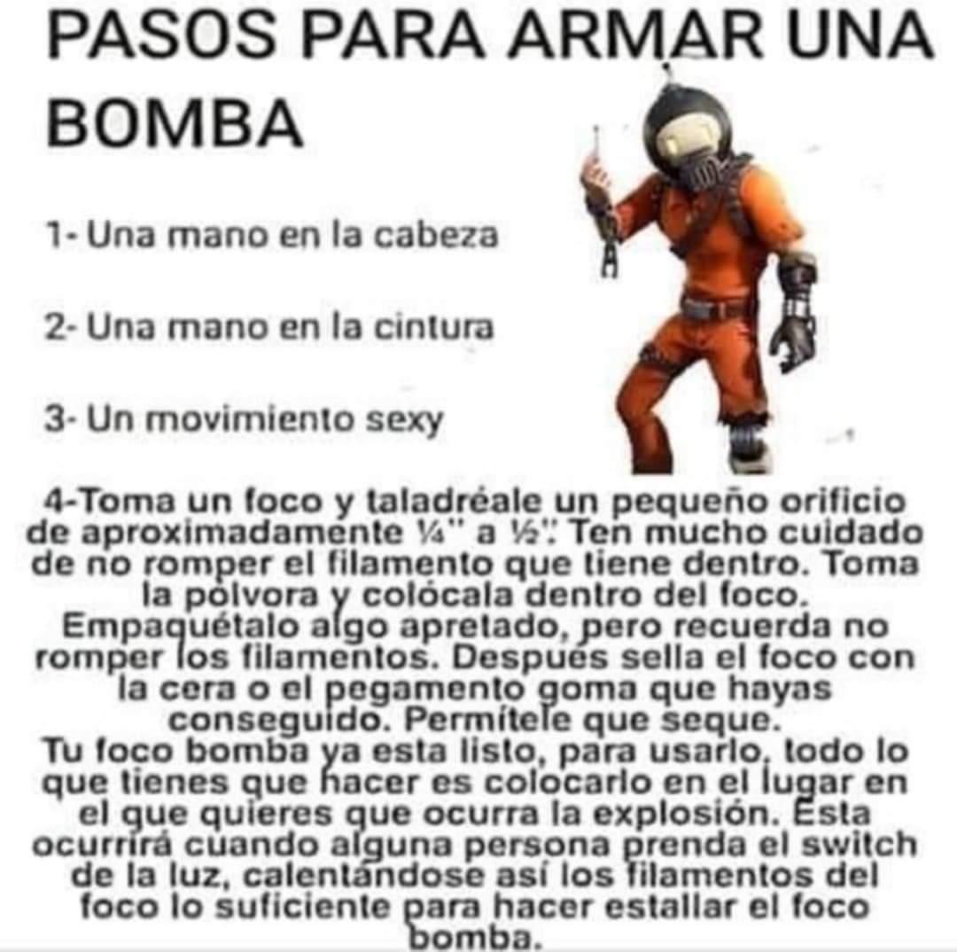 Bomba - meme