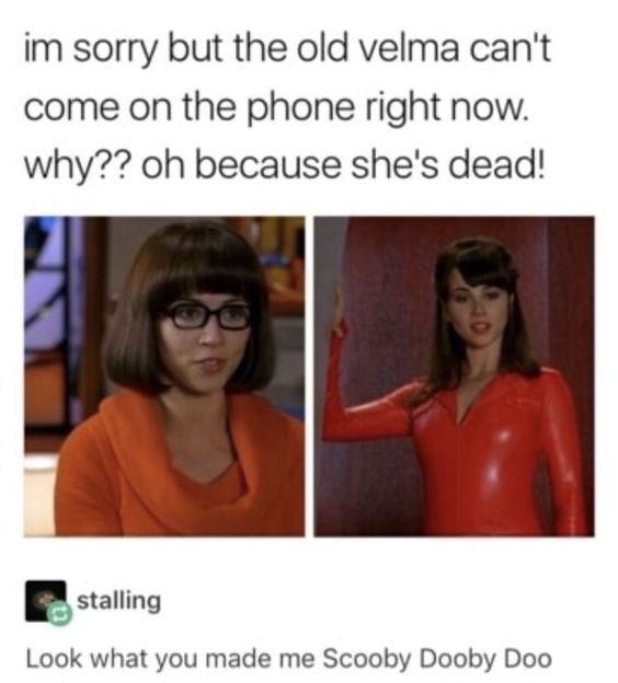 Look what you made mee Scooby Dooby Doo - meme