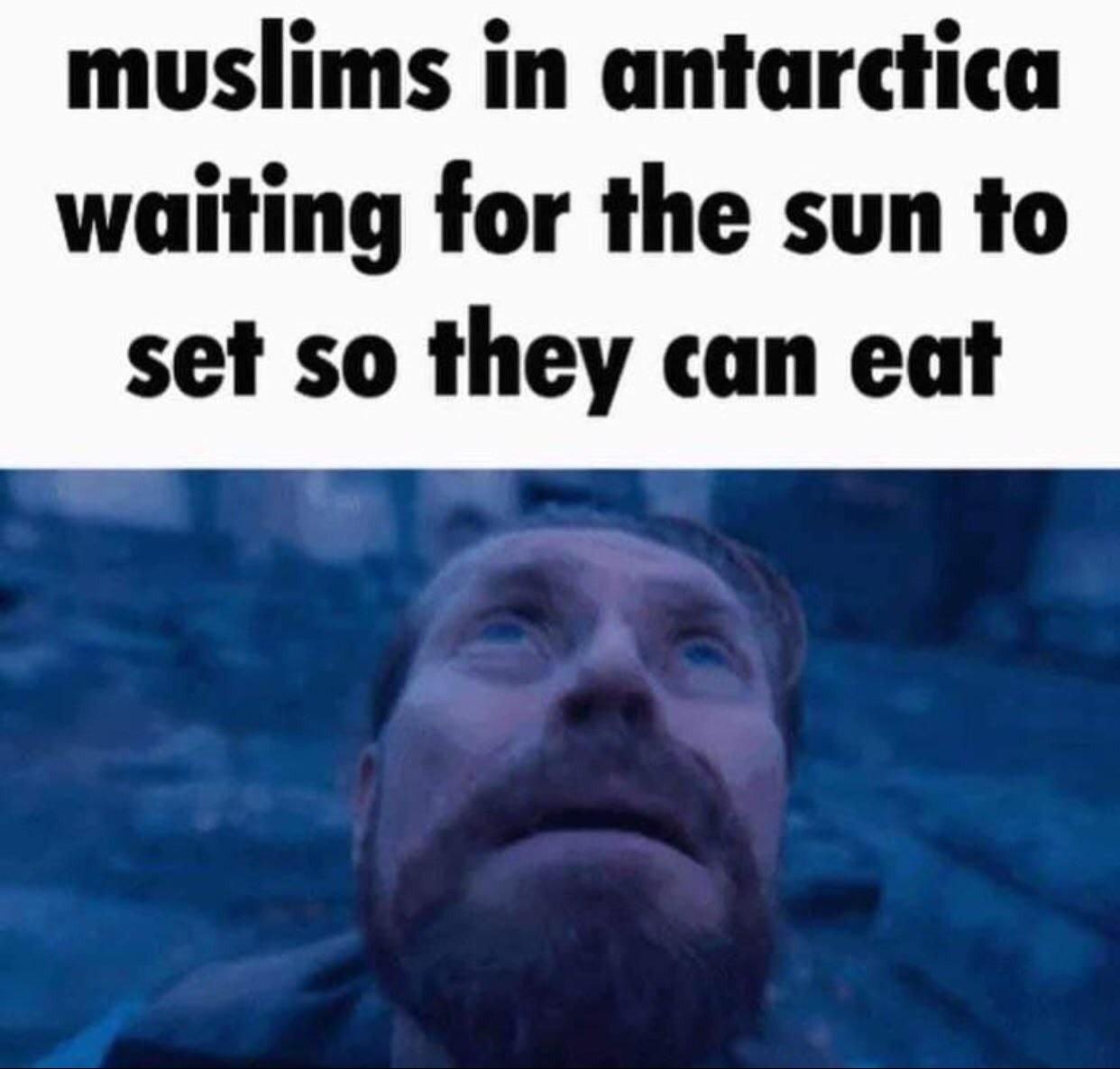 Happy Ramadan - meme