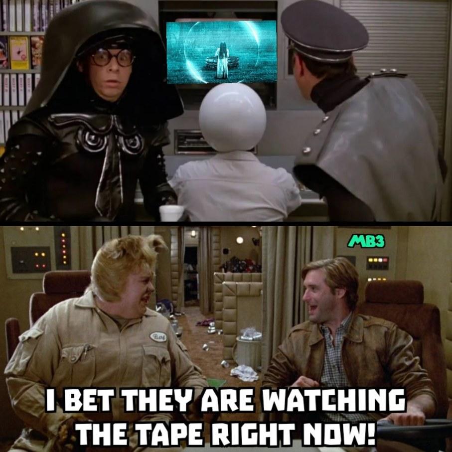 Spaceballs the Ring - meme