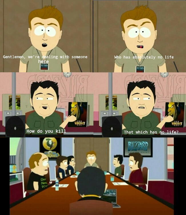 South Park is pretty fucking awesome. - meme