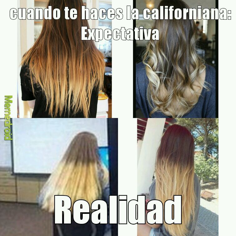 Californiana - meme