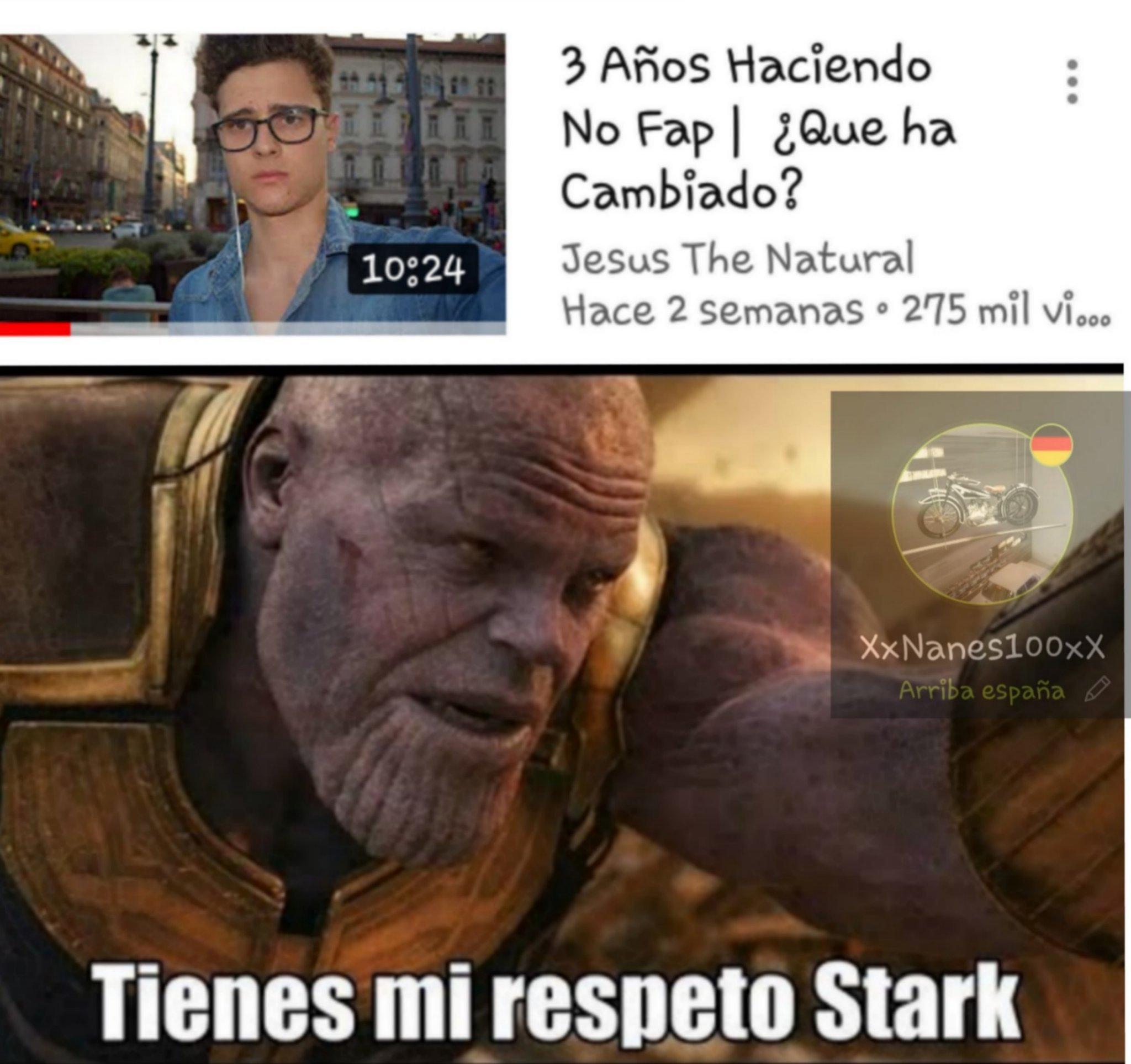 Maravilloso - meme