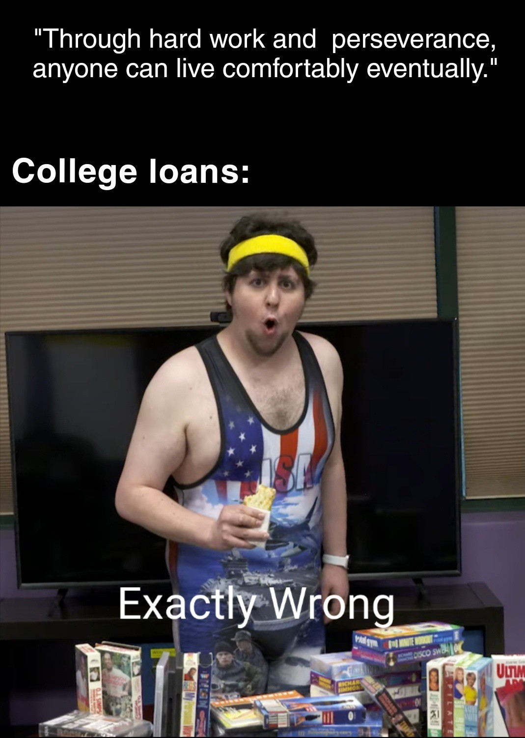 New format from latest jontron? - meme