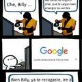 Y entonces... Billy valió verga