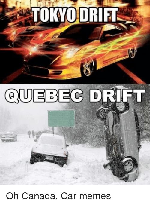Québec - meme