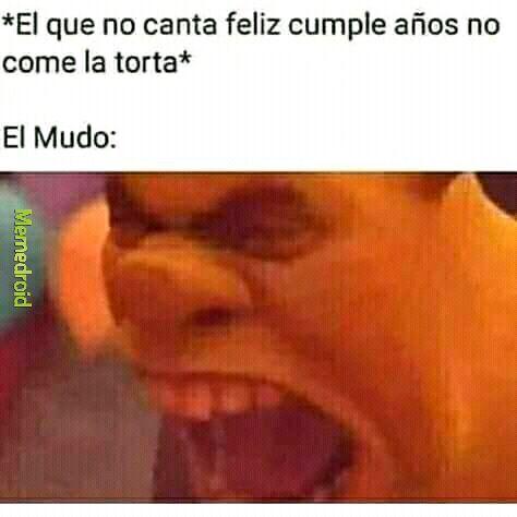 La fiesta - meme