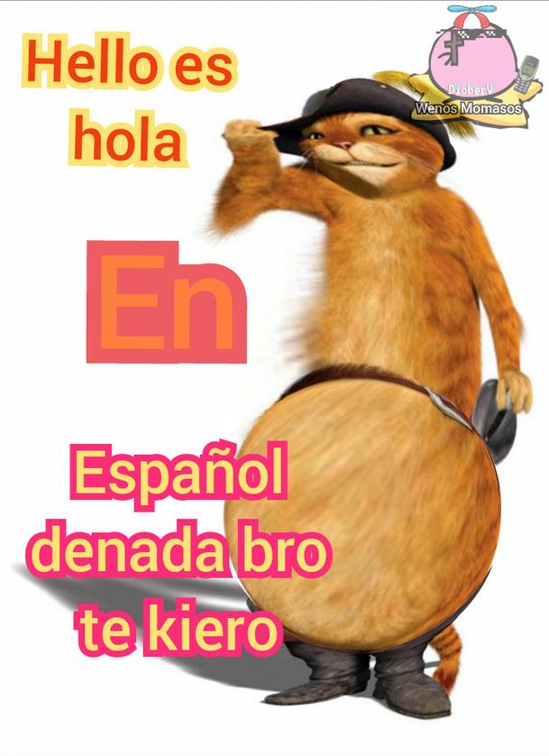 Ioseingles - meme