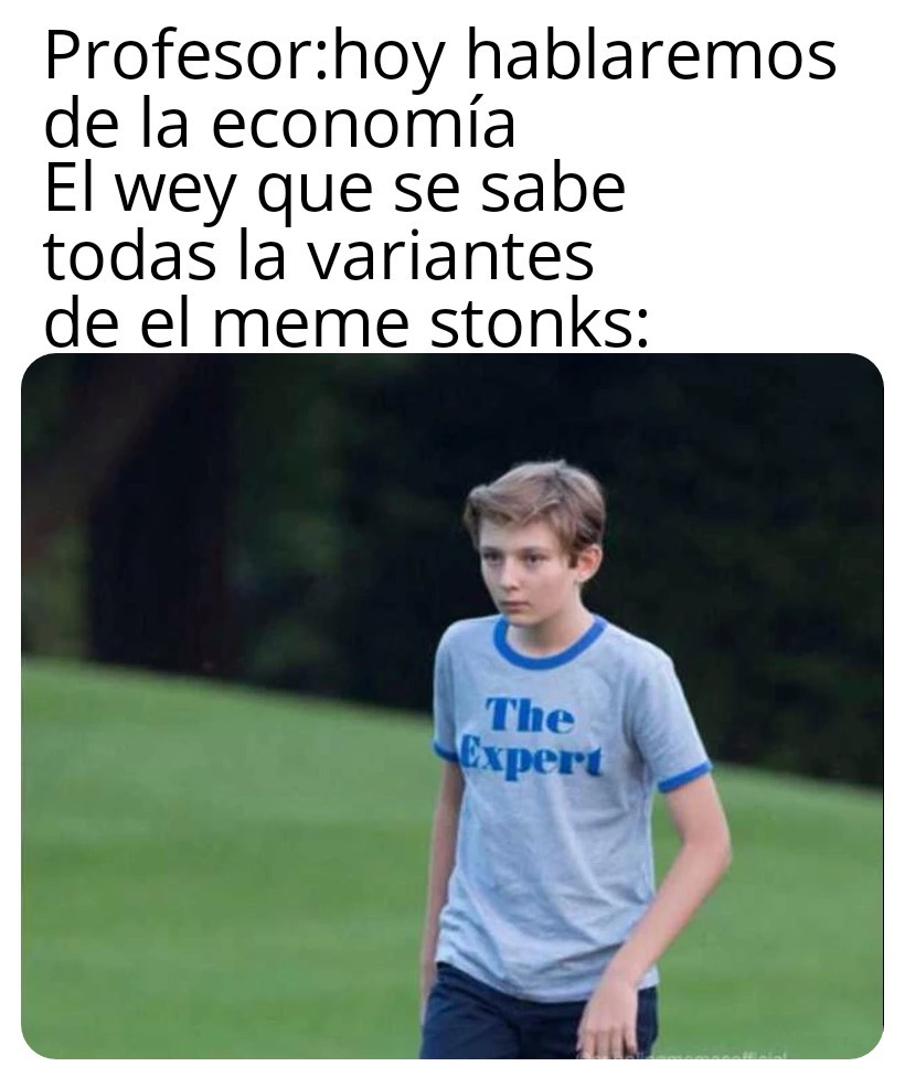 Stonks - meme