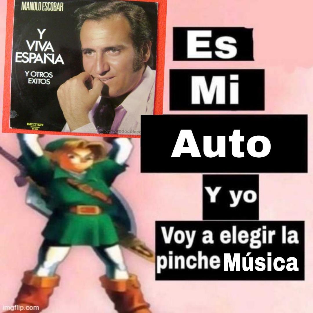 Manolo Escobar - meme