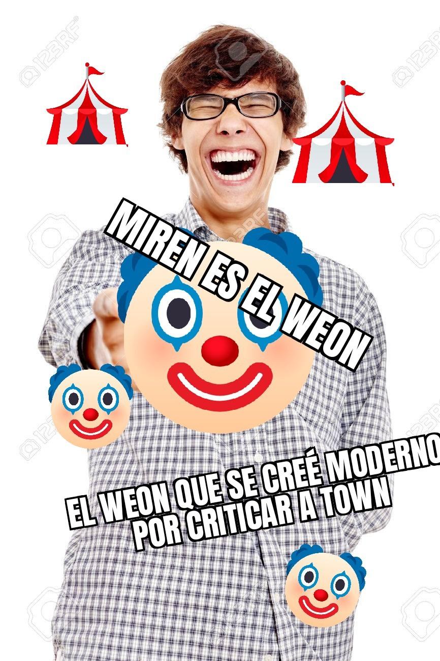 El aweonao - meme