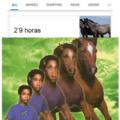 Soy un caballo :0