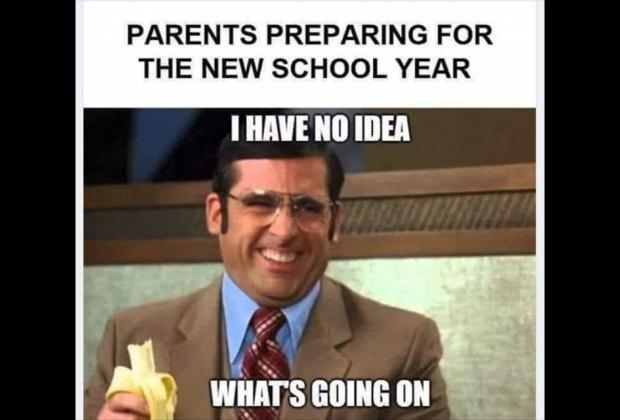 School year - meme