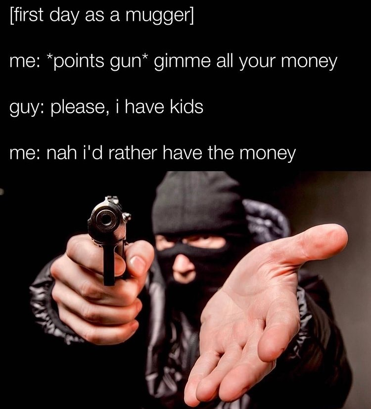 give me the child - meme