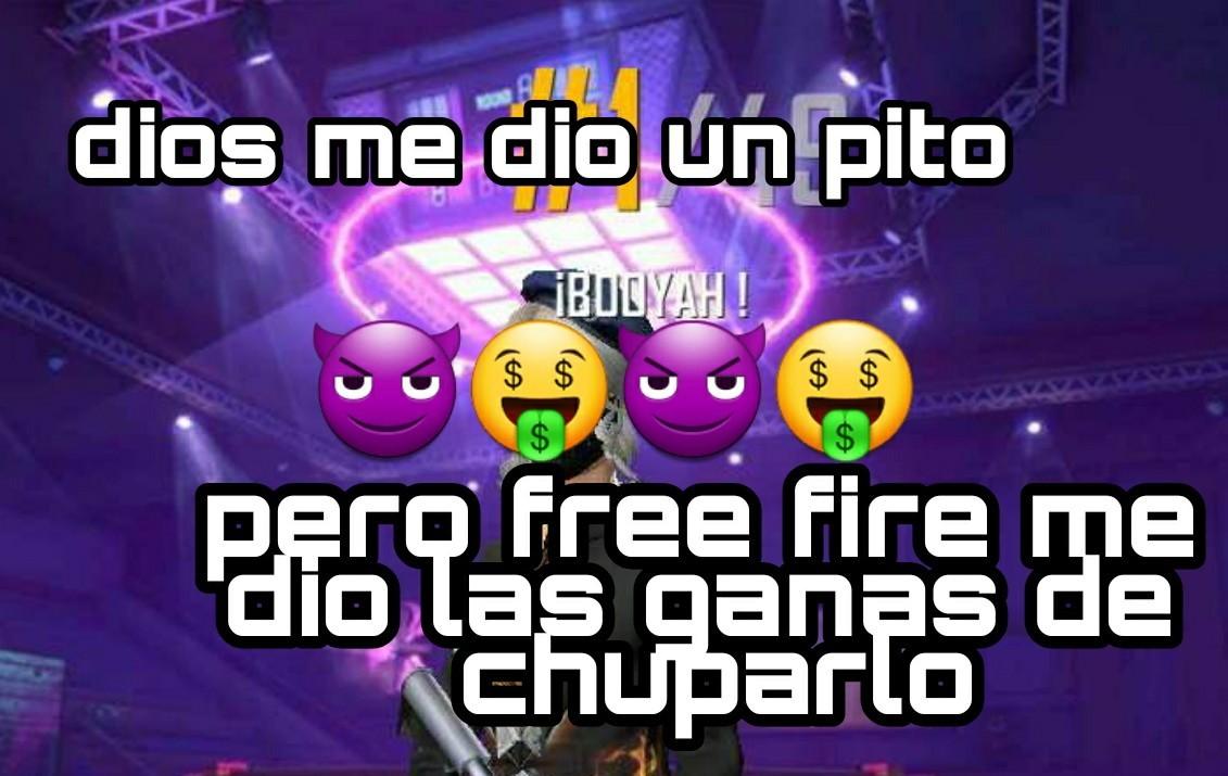Free fire moment - meme