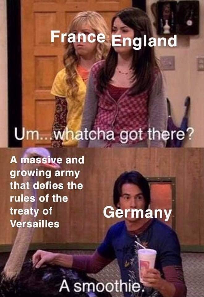 Just some tractors - meme