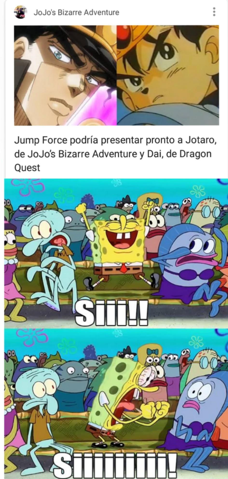 JoooooooooooooJo - meme