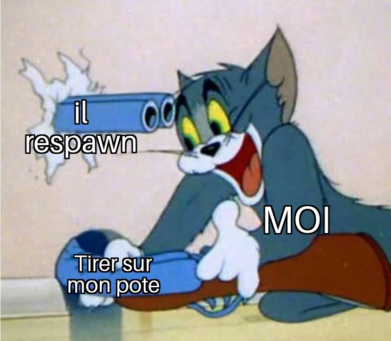 Teamkill - meme