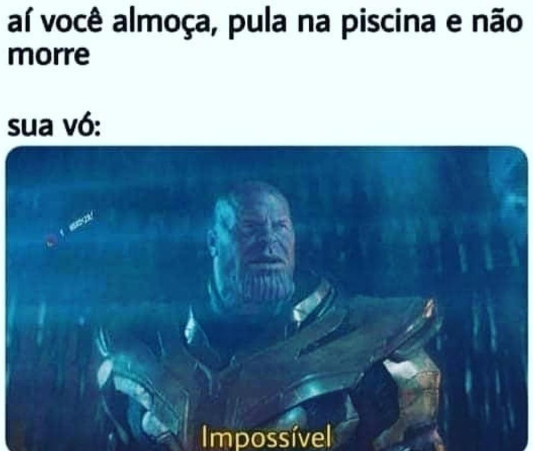 Vó - meme