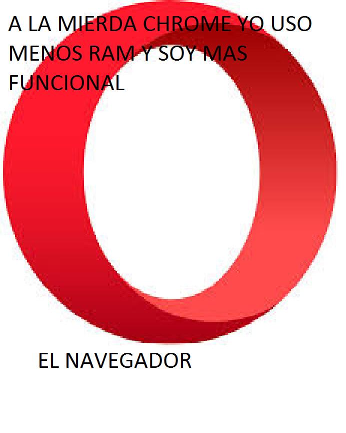 opera browser lo mas - meme