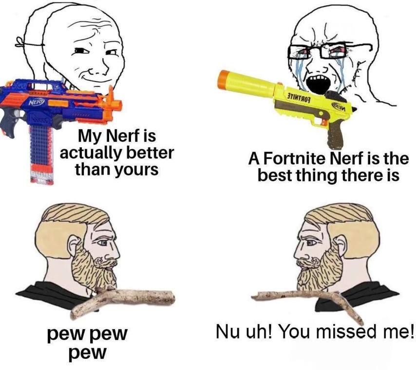 good times i guess - meme