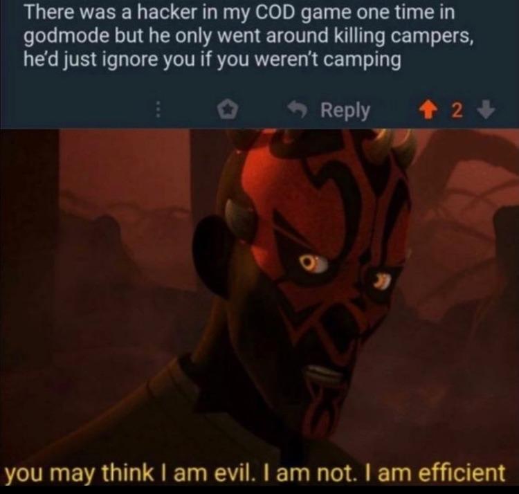efficient - meme