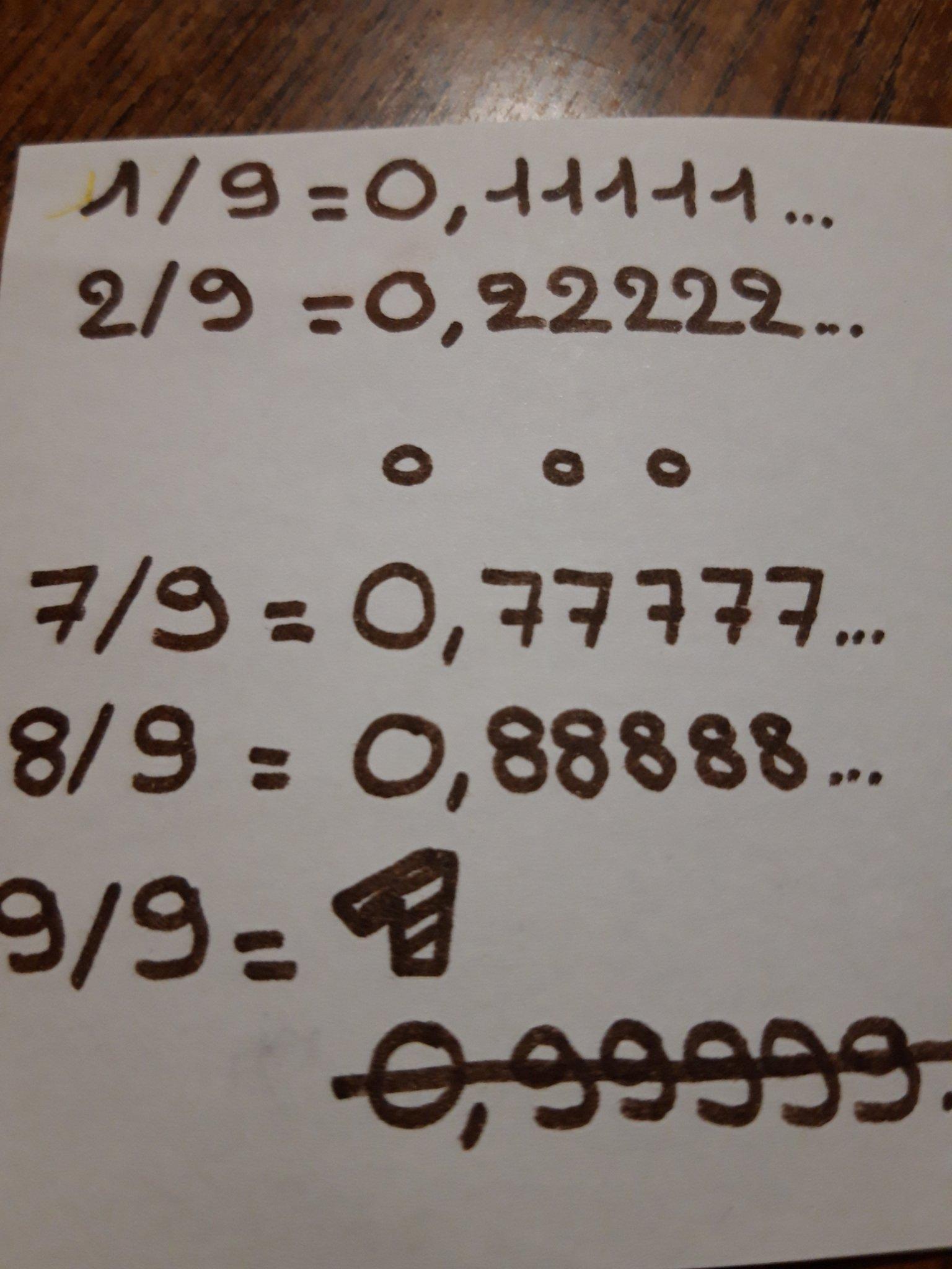 Vive les maths - meme