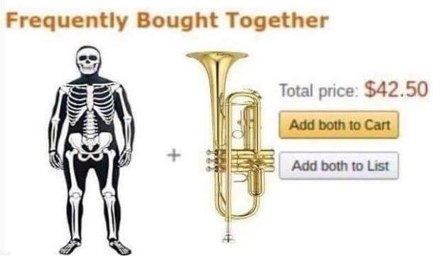 *spooky doot* - meme