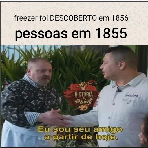 nao desligem o freezer a notch - meme