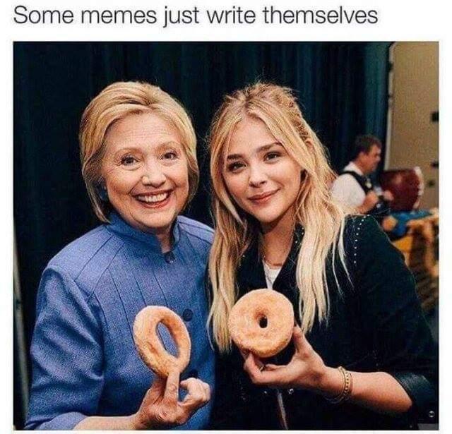 Dough(not)nut - meme