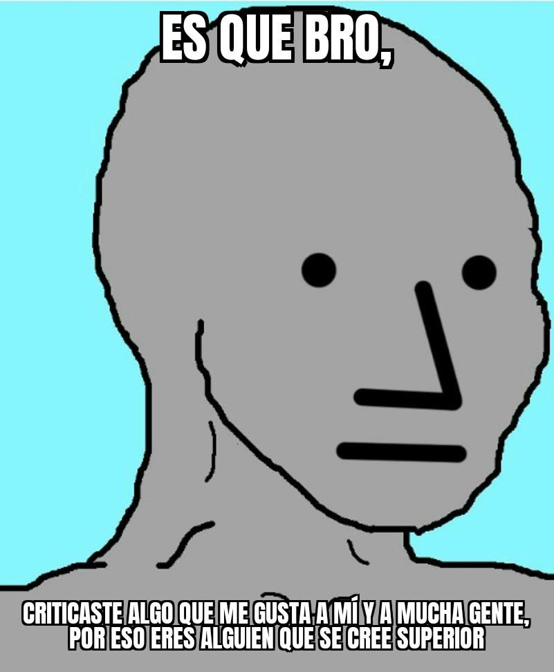 Leer tags - meme