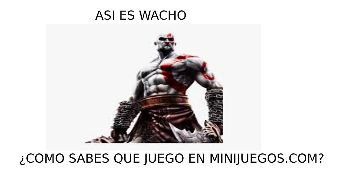 Minijuegos.com B) - meme