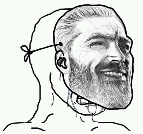 Un nuevo wojak a aparecido haganle memes antes que se vaya