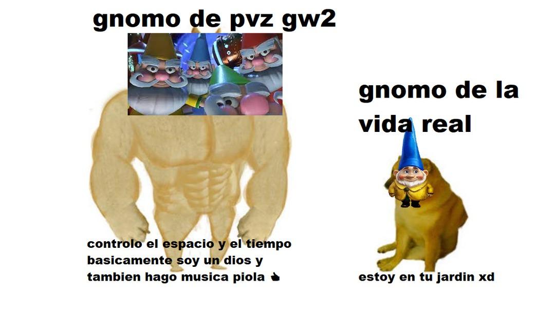si no fuera por ellos el lore de pvzgw2 seria facil - meme