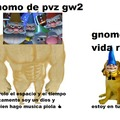 si no fuera por ellos el lore de pvzgw2 seria facil