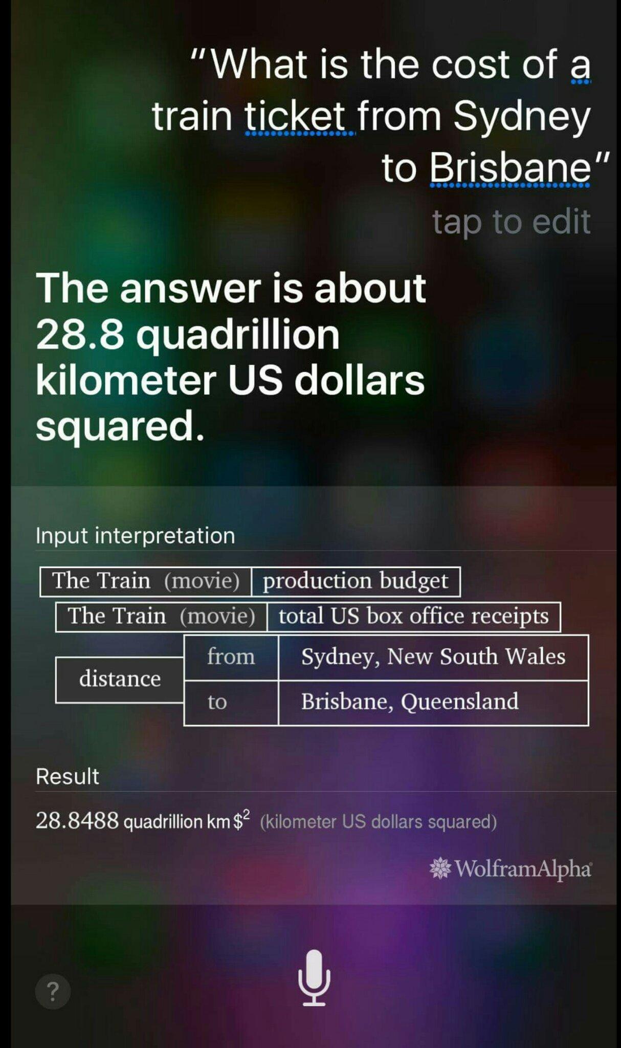 Good job, Siri... - meme